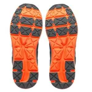 Orange soles